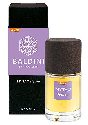 MYTAO sieben, Bioparfum aus 100% naturreinen Rohstoffen, 15 ml