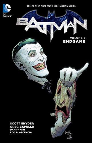 Batman Vol. 7: Endgame (The New 52)