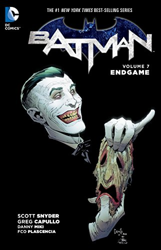 Batman Vol. 7: Endgame (The New 52)