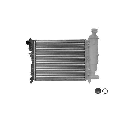 Van Wezel 9002115 radiador de refrigeración del motor