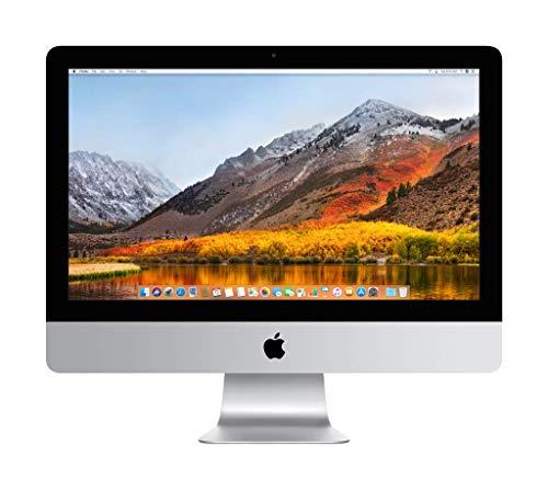 Apple iMac  21,5 pulgadas (pantalla Retina 4K, procesador Intel Core i5 de cuatro núcleos a 3,4 GHz) (Modelo precedente)