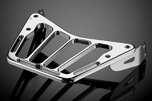 VT 750 C2 Shadow - Portaequipaje (S-0110) - Porta Equipaje Baca Trasero de Aluminio - Fácil Instalación - Accesorios De Pretto Moto (DPM Race) - 100% Made in Italy
