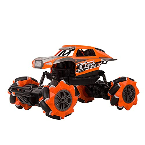 KGUANG Bigfoot High-Speed Off-Road RC Car Mountain Racing 4WD Amortiguador Deriva de alta velocidad 2.4G Buggy de control remoto Vehículo de juguete para niños eléctrico Niño Cumpleaños Regalo de Na