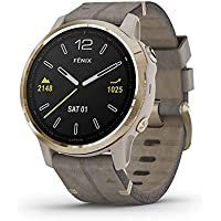 Garmin fenix 6S Sapphire, Premium Multisport GPS Watch