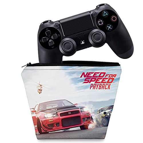 Capa PS4 Controle Case - Need For Speed Payback