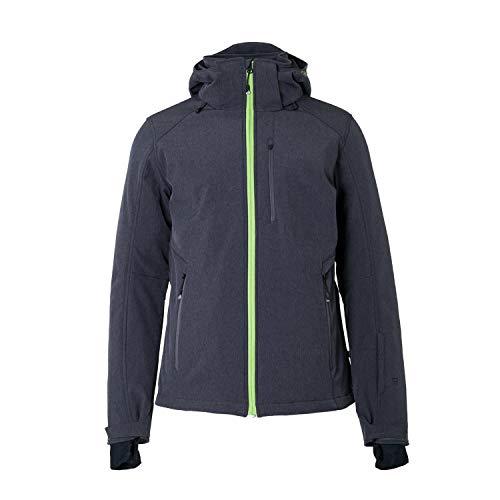 Brunotti Softshelljacke Skijacke Marsala Melange Men Softshell Jacket (L)