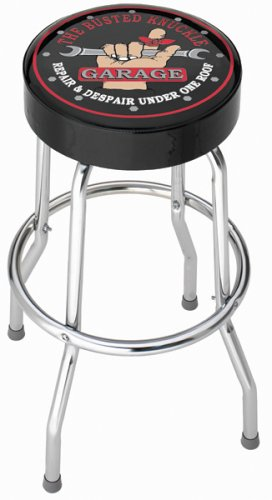 Busted Knuckle Garage BKG-86 Garage Stool