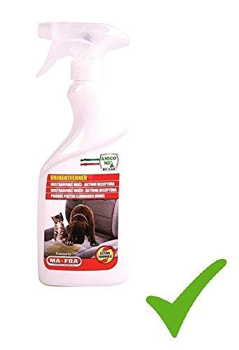 AMICO MIO AUTO INNENRAUM REINIGER Hund Katze Tier Urin-Entferner Speichel-Entfener Kot-Entferner Geruchsentferner (1)