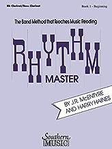 Rhythm Master - Book 1 (Beginner): Clarinet/Bass Clarinet