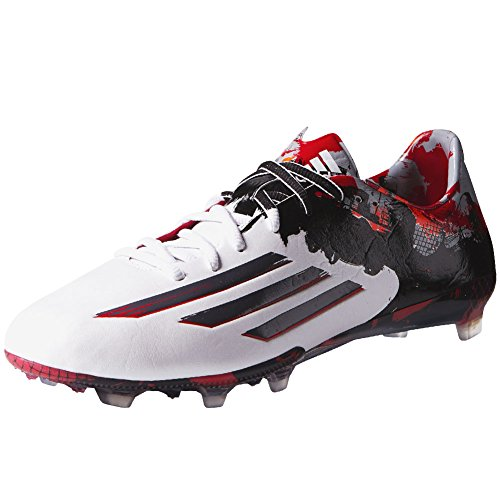 adidas Messi 10.1 Firm Ground (7) White