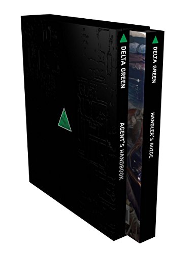Delta Green: The Role-Playing Game (Slipcase) (APU8116)