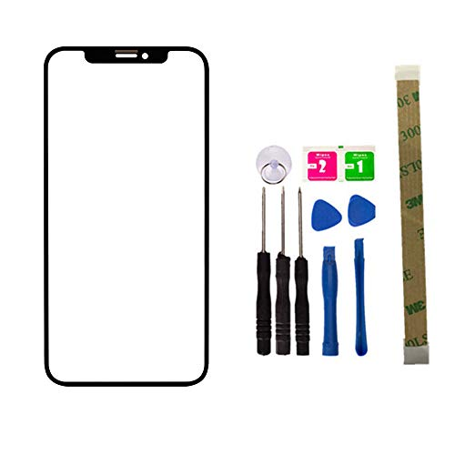 A2097 A2098,A2099 A2100 Screen Replacement 5.8 inch NOT LCD WEERSHUN for iPhone Xs OLED 3D Touch Display Digitizer Assembly Compatible with Model A1920