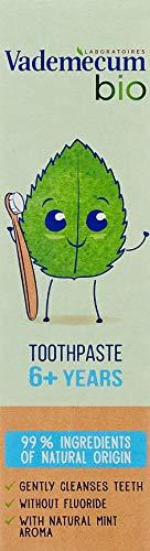 Vademecum Bio Kids 1-6 Toothpaste Zahnpasta, Mint, 50 ml