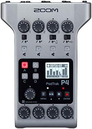 Zoom Digital Multitrack Recorder P4 product image