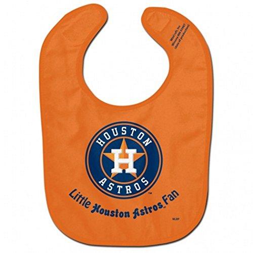 WinCraft MLB Houston Astros WCRA0116714 All Pro Baby Bib