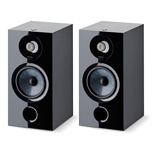 Focal Chora 806 Black (Coppia)