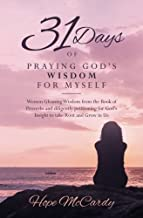 31 days of prayer for myself
