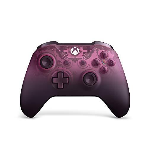 Xbox Wireless Controller - Phantom Magenta Edizione Speciale, Tecnologia Bluetooth, Rosso (Borgogna)