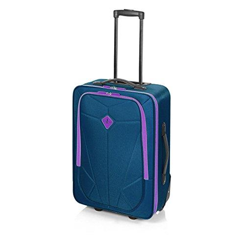 John Travel, Maleta de Viaje, Azul
