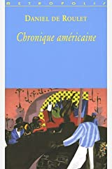 Chronique americaine Paperback