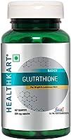 HealthKart Glutathione with Vitamin C & E, Biotin, Grape Seed Extract & Alpha Lipoic Acid, 30 Veg capsules