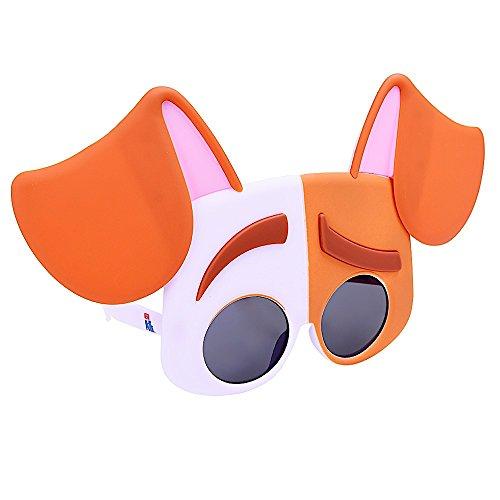 Sunstaches Secret Life of Pets Max Sunglasses, Party Favors, UV400