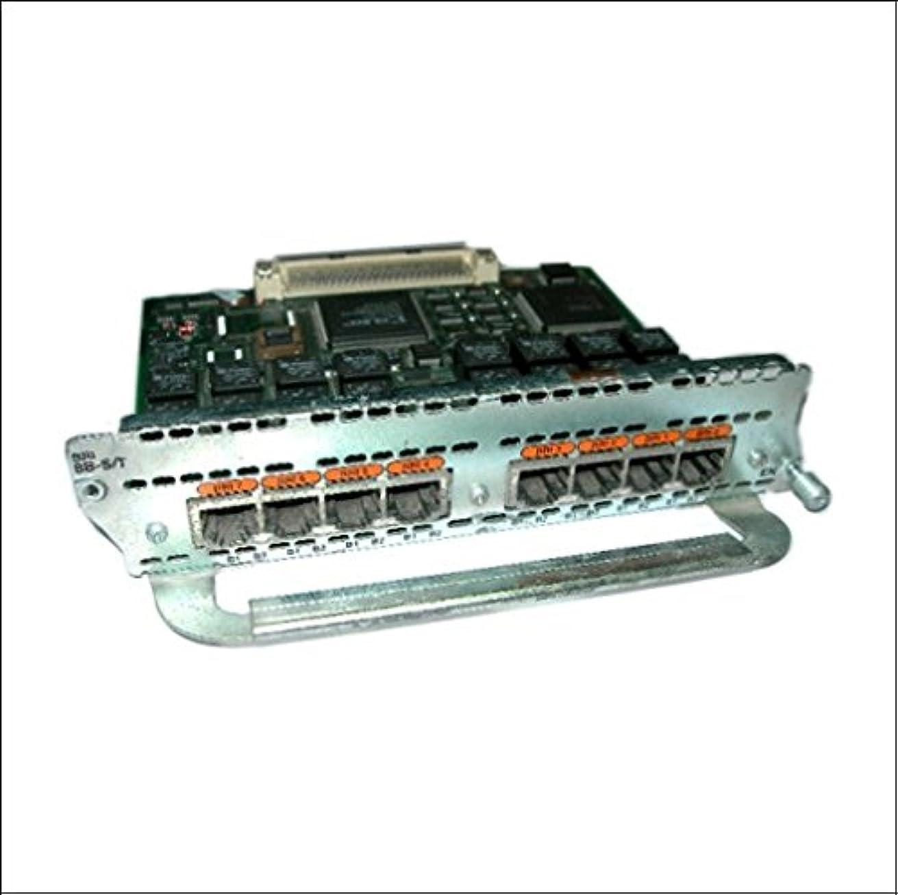 シリーズバウンスパークCISCO 8-Port ISDN-BRI Network Module NM-8B-S/T=