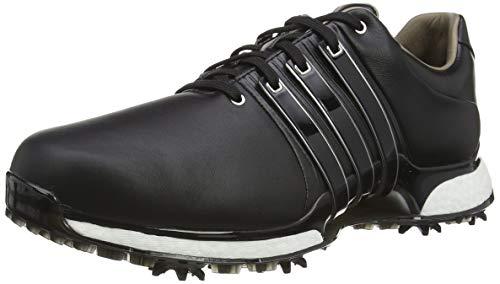ADIDAS TOUR360 XT (Wide), Zapatillas de Golf Hombre, Negro (Negro Bd7127), 42 2/3 EU
