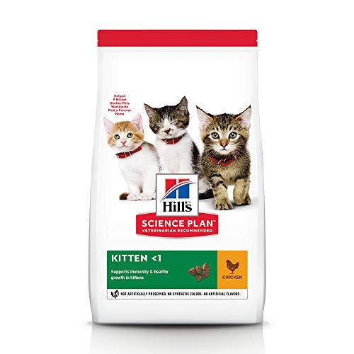 Hills Pet Nutrition S.L. SP Feline Kitten Heal Dev. Pollo 1,5Kg 604048 Hill 400 g