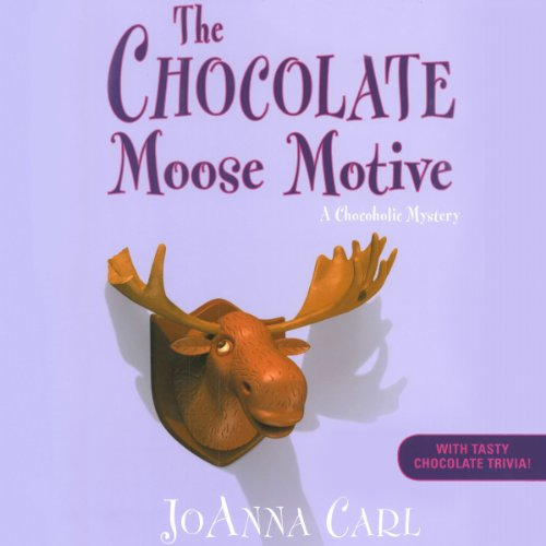 The Chocolate Moose Motive audiobook cover art