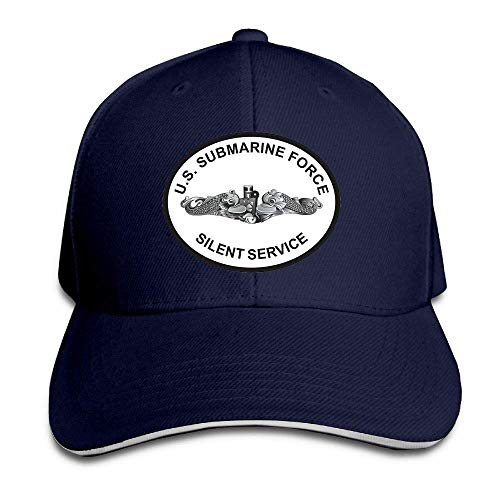 Wheatleya U-Boot Force Silent Service Runde Aufkleber Sandwich Hüte Baseball Cap Hut Snapback Hut Papa Hut