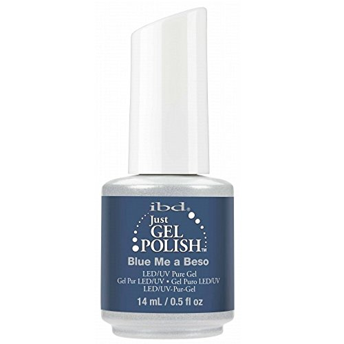 Just Gel Vernis à ongles Blue me a Beso