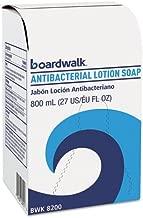 Boardwalk 8200CT Antibacterial Soap, Floral Balsam, 800mL Box, 12/Carton