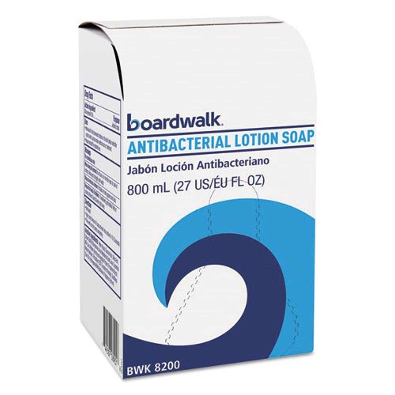バース平らにする望みボードウォークantibacterial soap?–?bwk8200ea