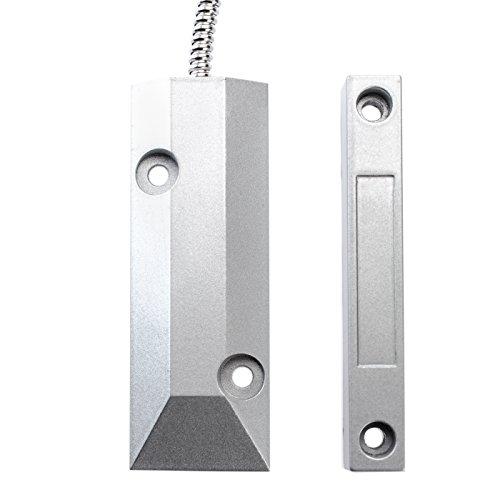 Draadloze roller rolluiken zekering PB-055R magneet contact met paniekknop voor het beveiligen van uw rolluiken compatibel met de systemen PG100,PG500, PD906 van Kobert-Goods