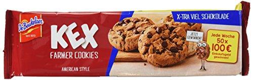DeBeukelaer KEX Farmer Cookies, 7er Pack (7 x 0.15 kg)