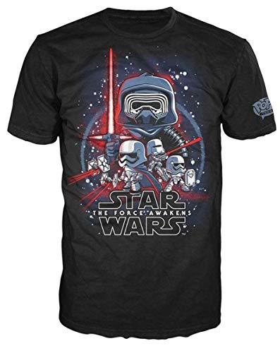 POP! Tees: Star Wars: Force Awakens Talla L