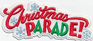 Girl Boy Cub Christmas Parade Word Fun Patches Crests Badges Scout Guide Route