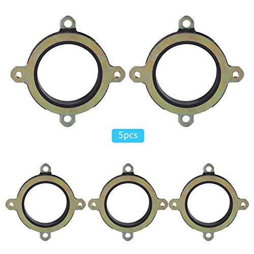 Eboxer 5 stuks originele 57 stappenmotor demper schokdemper/ring/pad voor 3D-printeraccessoires
