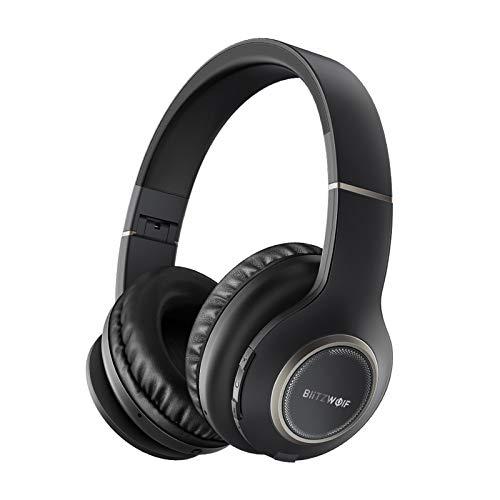 Wireless Over Ear Bluetooth Headphones Bluetooth Headphones Quick...