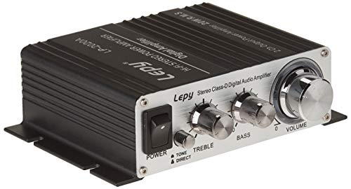 Lepy LP-2020A Class-D Hi-Fi Audio Amplifier with Power Supply
