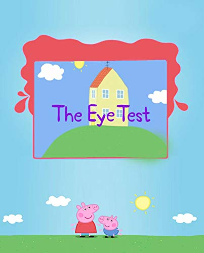 The Eye Test: kids books ages 3-5 (English Edition)