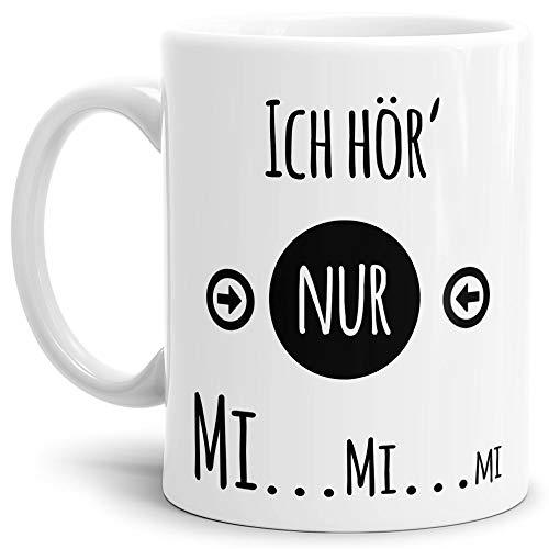 Tasse mit Spruch Mimimi - Kaffeetasse/Mug/Cup - Qualität Made in Germany