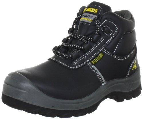 Elten LOWA COLORADO WORK GTXMid S3 5939, Herren Sicherheitsschuhe, Schwarz (schwarz/anthrazit), EU 47
