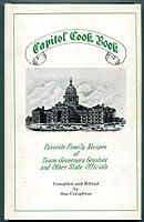 Capitol Cookbook 0872440346 Book Cover