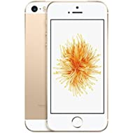Apple iPhone SE, 16GB, Gold - For AT&T / T-Mobile (Renewed)