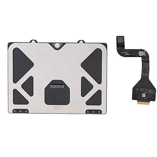 AHSATA Ersatz Touchpad, Tablet Zubehör Ersatz Touchpad Laptop Zubehör Trackpad Ersatzteil Geeignet für MacBook Pro Retina A1398 15inch 2013 2014