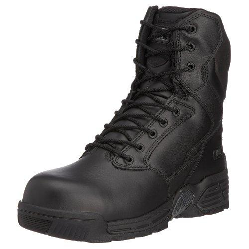 Magnum Stealth Force 8.0 Leather CT CP, Botas de Moto Unisex, Negro,...