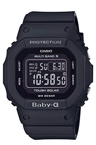 [カシオ] 腕時計 ベビージー 電波ソーラー BGD-5000MD-1JF ブラック