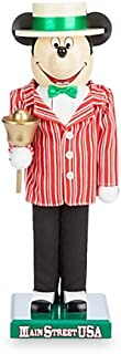Disney Parks Christmas Mickey Mouse Dapper Dan Nutcracker Limited New With Box